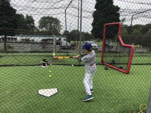 Hitting Practice 2